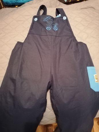 Spodnie zimowe 3latka