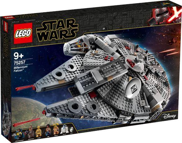 Конструктор LEGO Star Wars Сокол Тысячелетия (75257) / В наявності !