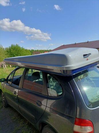 Box samochodowy 230 x 90 x 40 cm.