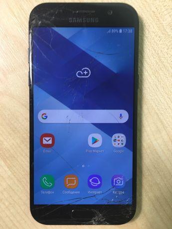 Смартфон Samsung Galaxy A5 A520F (97803) Уценка