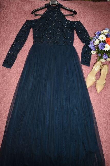 Новое вечернее платье.