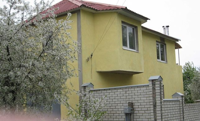Продам свою часть дома 2 этажа 100кв.м пгт Высокий Харьковский район