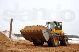 Стройматериалы: щебень, песок, отсев, цемент, грузоперевозки.