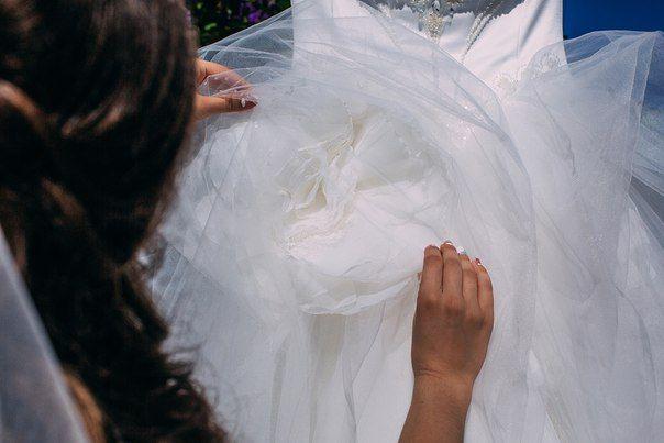 Свадебное платье Оксана Муха Crystal колекция Фиана