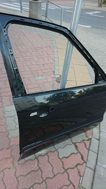 Drzwi przednie przód prawe FORD S-MAX MK1 czarny