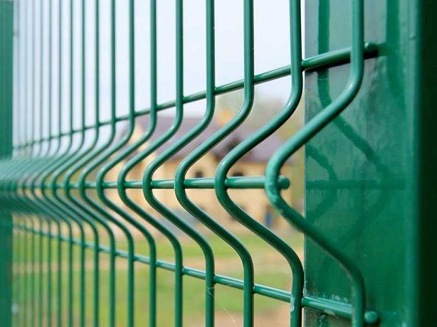 Панельный Секционный Забор, Ворота,Калитки