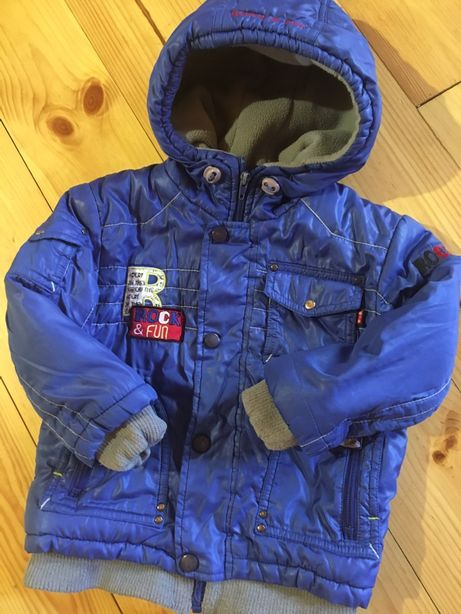 Войчик wojcik baby 92, деми куртка как lenne