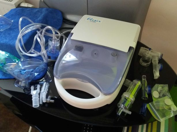 Inhalator nebulizator dzieci dorosłych  ELISIR F1000 FLAEM NUOVA