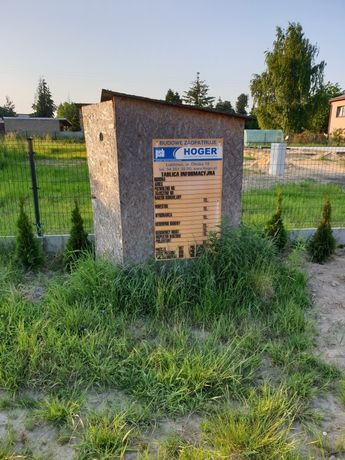 Oddam za darmo WC z budowy