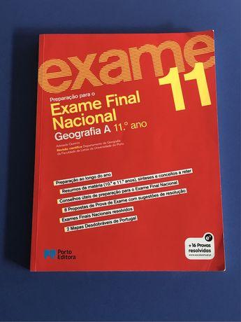 Livro de exame 11° Geografia A
