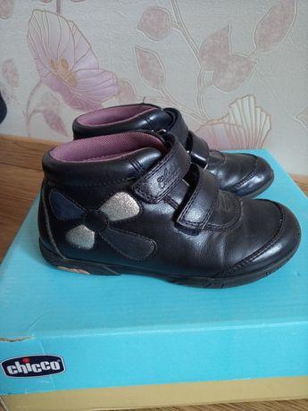 Chicco 30 ботинки туфли деми 19 см Ecco Geox Clarks