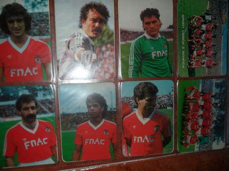 15 Calendarios Sport Lisboa e Benfica SLB 1989
