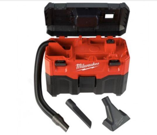 MILWAUKEE Odkurzacz Budowlany M18 V Przemysłow Bezprzewodowy Odpylacz