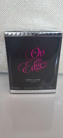 Woda toaletowa On the Edge od Oriflame