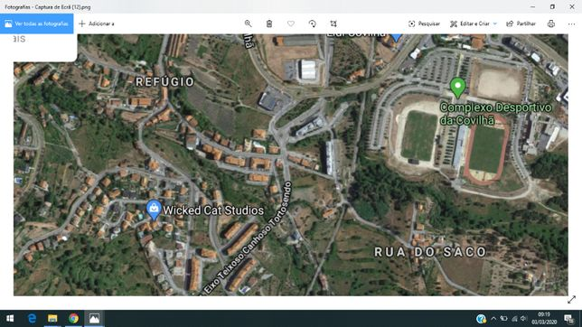 COVILHÃ - Prédio / Terreno