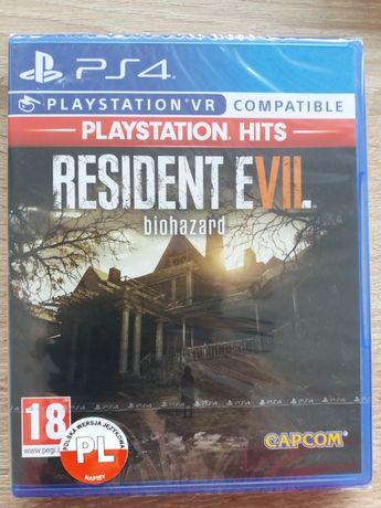 Nowa gra Resident Evil VII Biohazard Playstation 4