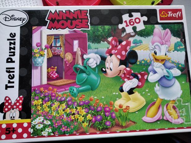 Puzzle Minnie Mouse 160 el. 5+