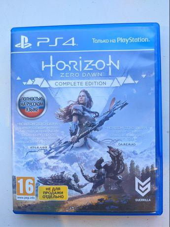 Horizon Zero Dawn игра ps4