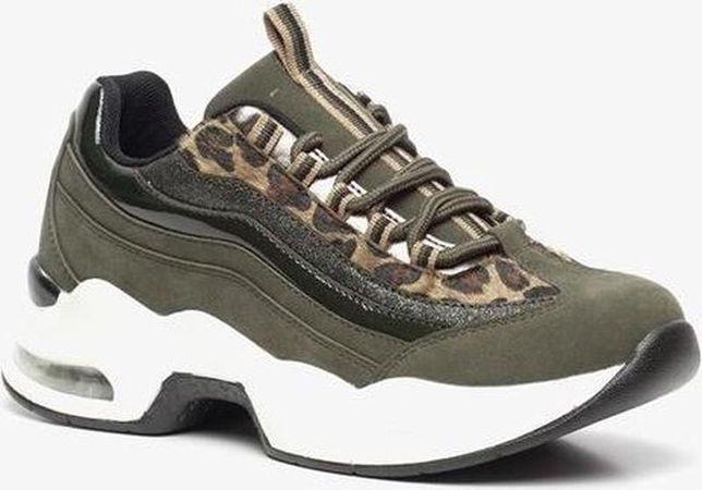 Молодежные кроссовки green dad\женские от blue box\испания\р.37(24см)х