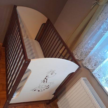 Łóżeczko 120 x 60 cm
