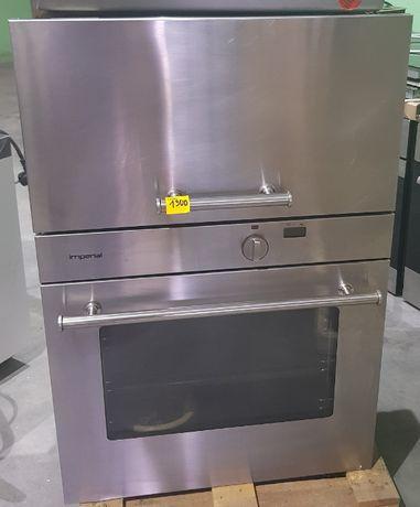 Piekarnik + urządzenie do gotowania na parze Imperial/Miele