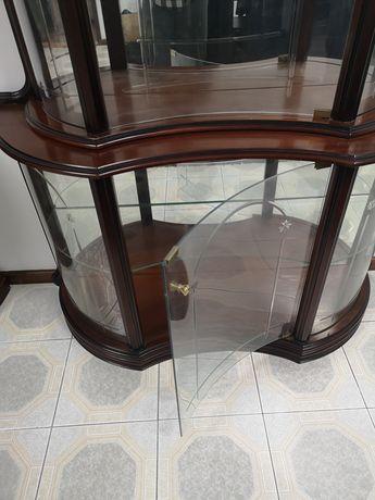 Movel vidro com espelho