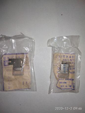 Głowice magnetofonowe uniwersalne z 1984 roku