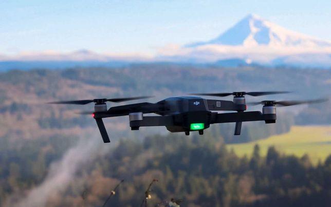 Vídeo e Foto com Drone