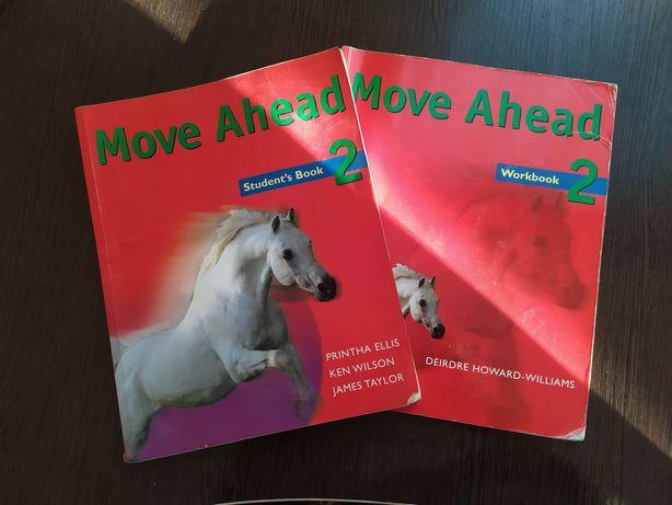 Продам книги Move ahead 2
