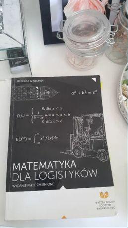 Matematyka dla logistyków Wsl notatki!