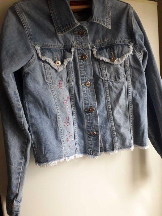 Пиджаки -куртки джинсовые на девочку- подростка р.38-42 Киев - изображение 1