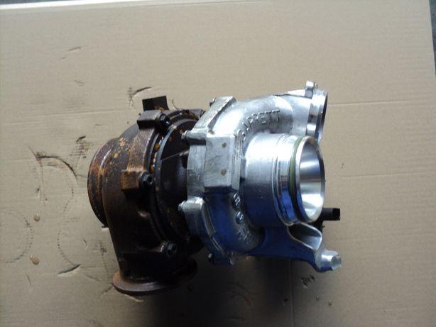 Turbosprężarka F10, F01 , 258KM 3.0Diesel typ silnika N57D30