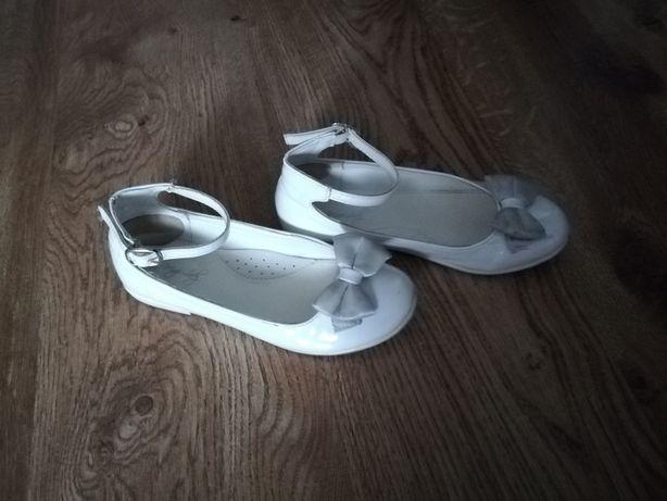 Białe buty dziecięce roz. 33