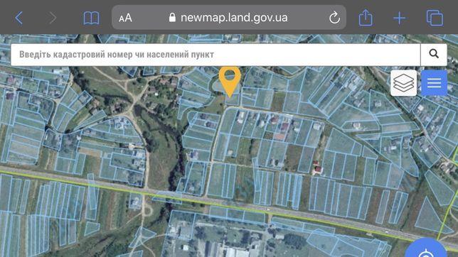 Продам земельну ділянку в селі Черніїв