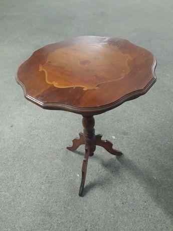 Stolik drewniany retro