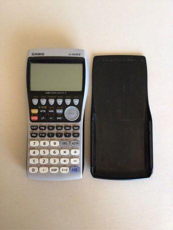Máquina calculadora gráfica Casio