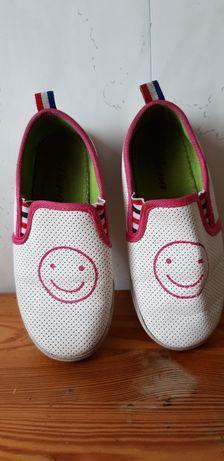 Sportowe buty dziewczęce