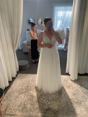 Suknia ślubna sincerity 44120