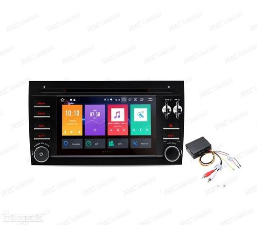 "AUTO RADIO GPS ANDROID 10 PORSCHE CAYENNE 03-07 7"" USB GPS TACTIL HD"
