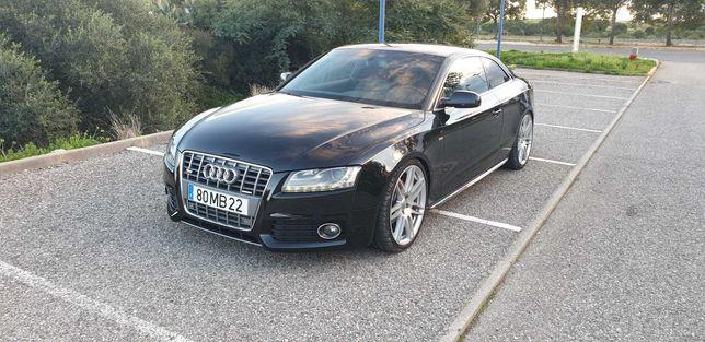 Audi a5 coupe 3.0 tdi s-line