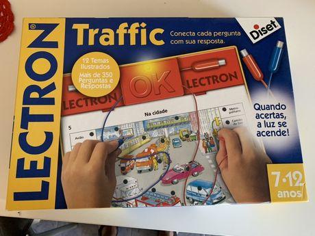 Jogo Lectron Traffic