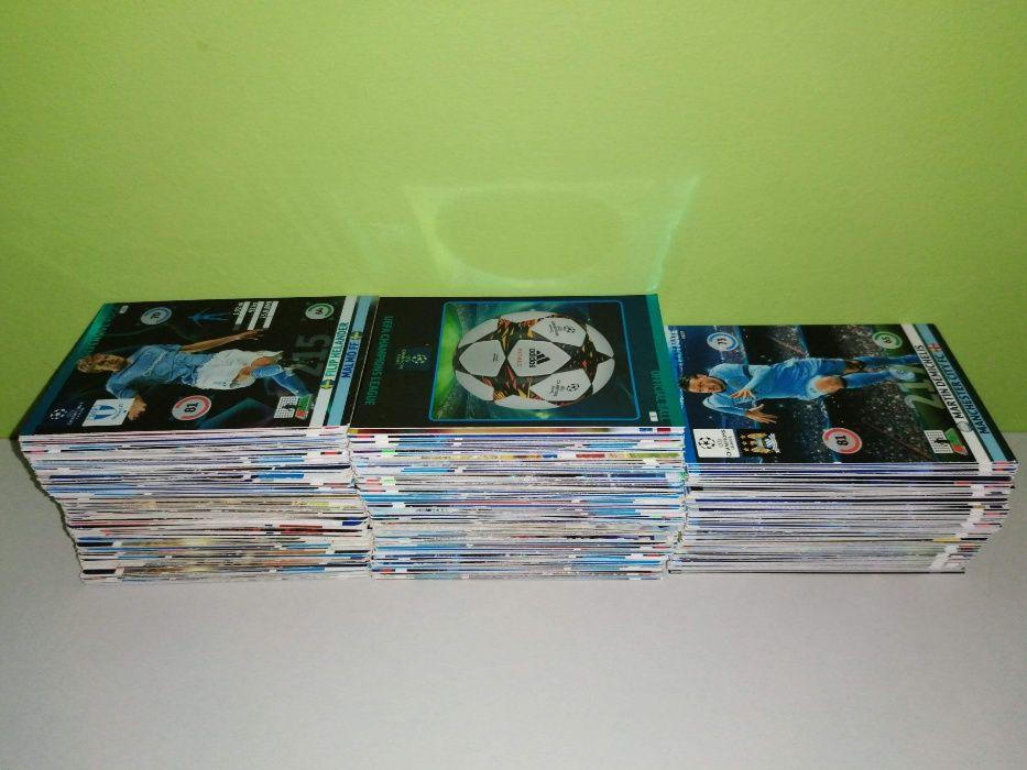 Karty piłkarskie PANINI Wągrowiec - image 1