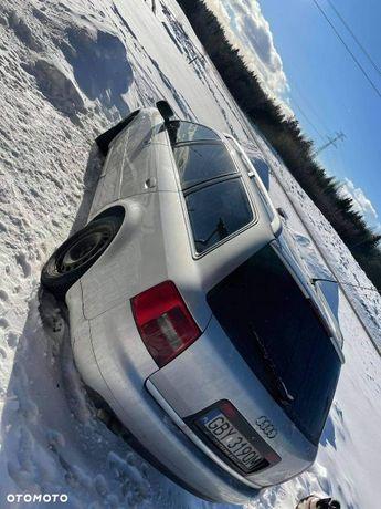 Audi A6 Audi A6 1,9TDI 131KM 323500 Przebieg