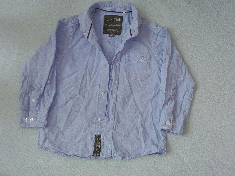 Koszule chłopięce 104 Kędzierzyn-Koźle - image 1