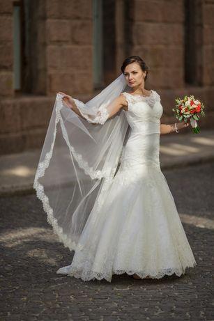 Весільна сукня, ніжна