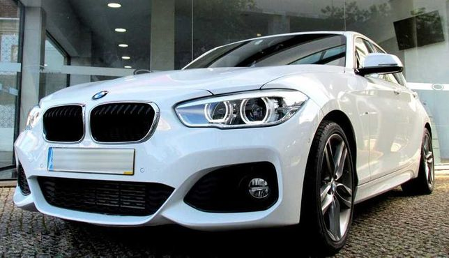 BMW 116 D Line Sport - 2019 Branco