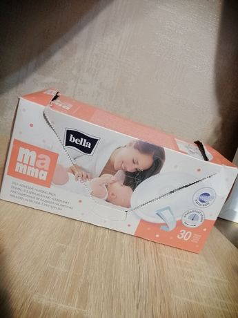 Вкладыши для мамы половина упаковки