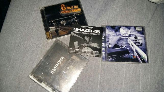 CD Eminem DVD All Access Europe Slim Shady LP 8 Mile Marshall Mathers