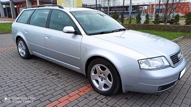 Audi A6 1.9TDI 110KM Bogate wyposażenie Sprowadzony