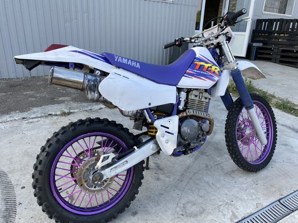 Yamaha TTR 250 2002 год